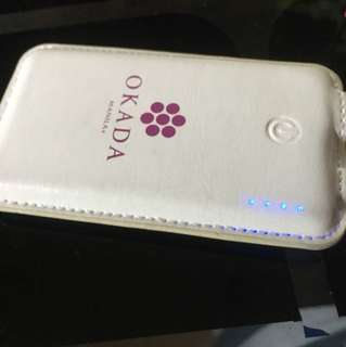 Authentic okada power bank