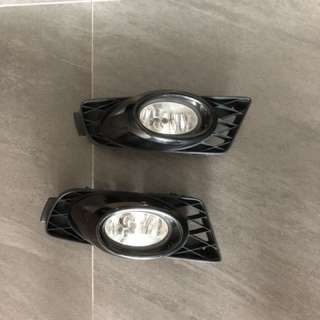 Honda Civic 2009 FD / FD foglight