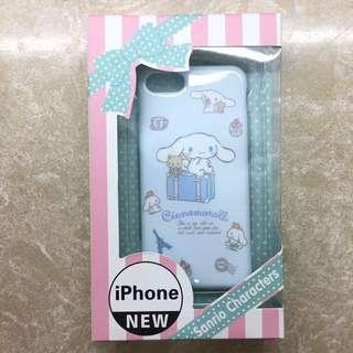 包郵 iPhone 6/6s 肉桂狗保護殼 保護套 Cinnamoroll Soft Case🎀