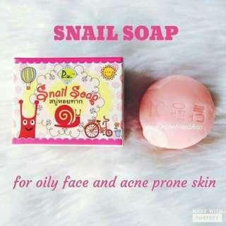 Snail Soap
