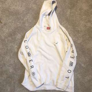 Lower hoodie