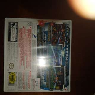 Dream Trigger 3DS Game Card