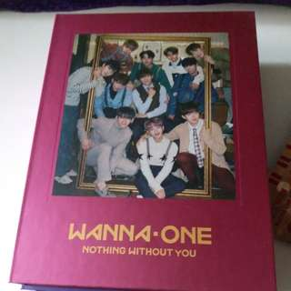 wanna one專輯one ver