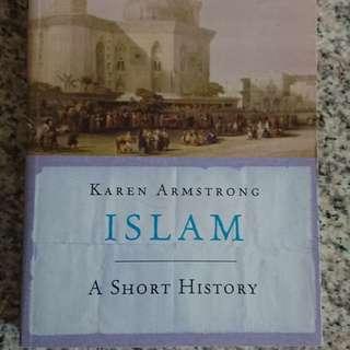 Karen Armstrong - Islam. A short history