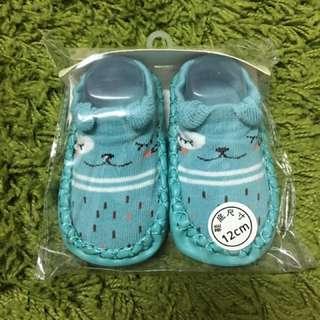 全新💖嬰兒學步鞋 寶寶學步襪 學步鞋襪12公分