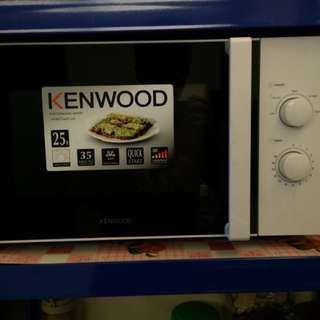 99%New Kenwood Microwave 微波爐