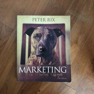 Marketing: A practical approach 7th edition