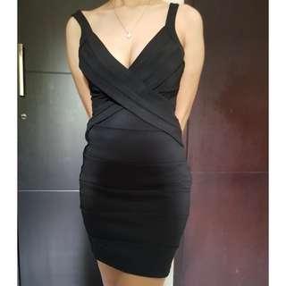 Sexy Dress Black