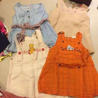 幼兒5號衣物 3