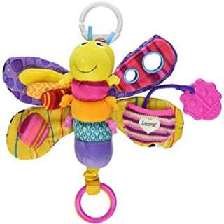 🌟Almost New Lamaze Fifi the Firefly Hanging Toy🌟
