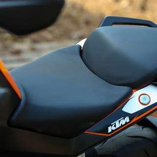 KTM Duke Rider Seat