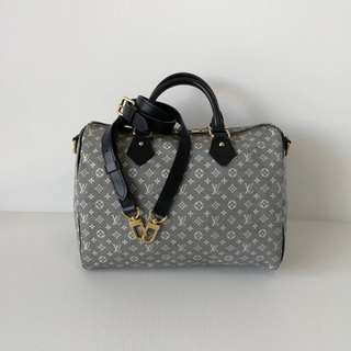 Authentic Louis Vuitton Speedy 30 Baldouliere