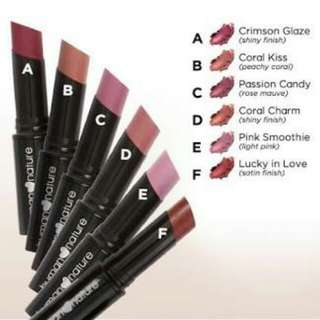 Mineral Color Creme Lipstick