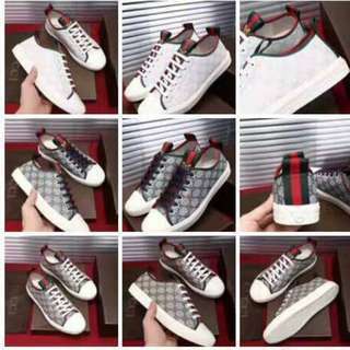 Gucci Sneakers (Free International Shipping)