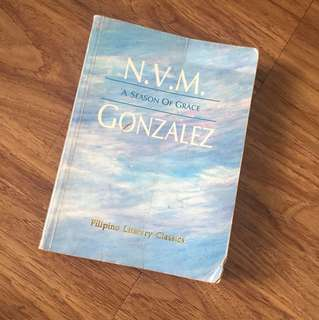 A Season of Grace (NVM Gonzalez)