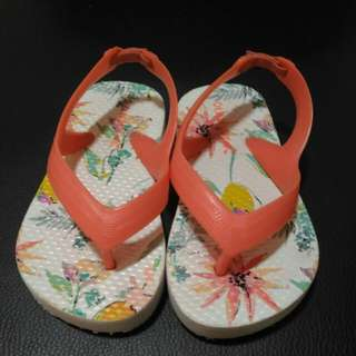 Old navy White slippers