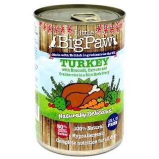 Little Big Paw Canned Food for Dogs (Hypoallergenic)
