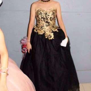 Ball gown for sale/rent