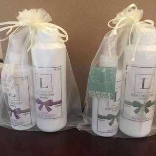 Set Organic Room and Linen Spray