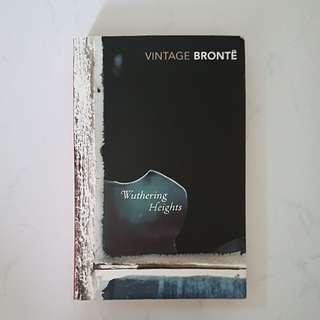 Book (wuthering heights)