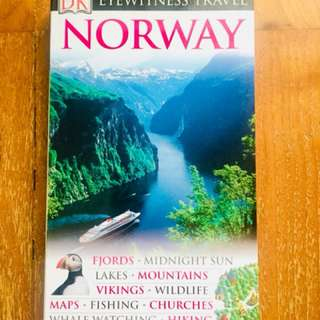 Norway, DK Eyewitness Travel