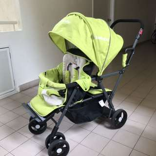 Seebaby Twin Stoller