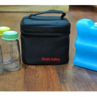 Cooler bag n bottle