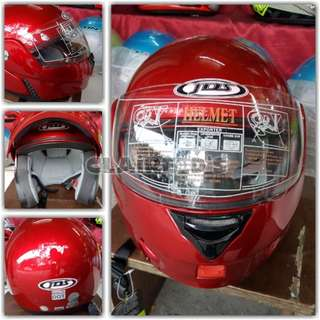 Modular or Flip Up Motorcycle Helmet