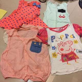 幼兒5號衣物 5
