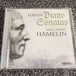 Haydn Piano Sonatas - Marc-Andre Hamelin