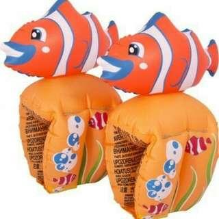 Bestway Pelampung Karakter Ikan Nemo