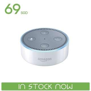 Amazon Echo Dot 2 White
