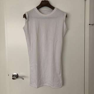 Nanning9 white tunic/top