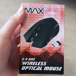 無線滑鼠 wireless digital mouse
