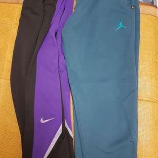 Jordan Nike長褲(都是XXL)