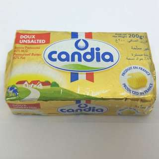 Candia UNSALTED Butter 無鹽牛油