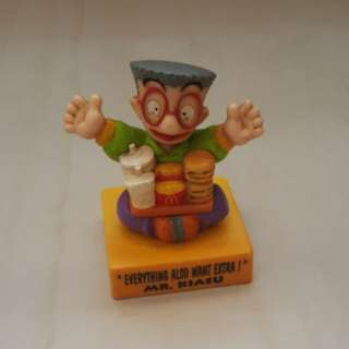 Mr kiasu figurine