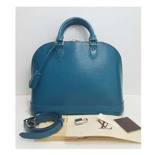 Authentic Louis Vuitton Alma PM