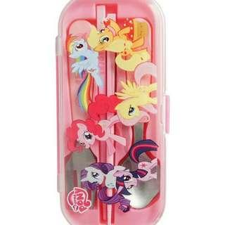 Set Peralatan Makan My Little Pony
