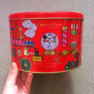 Musical Box from Crabtree & Evelyn