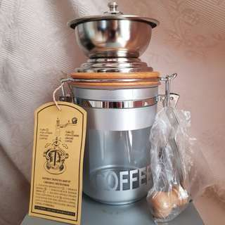 JJ Royal Coffee Grinder