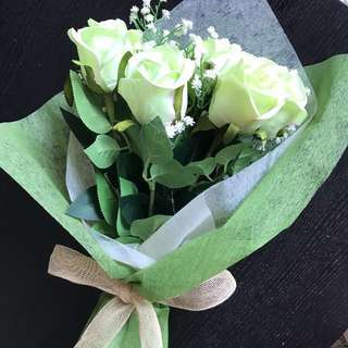 Artificial/ fake Rose bouquet