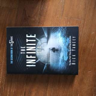 The infinite sea by Rink Yancey