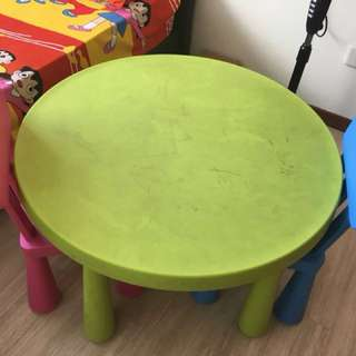 IKEA Kids Table & Chair