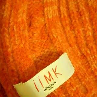 IIMK毛線圍巾(2件100商品)