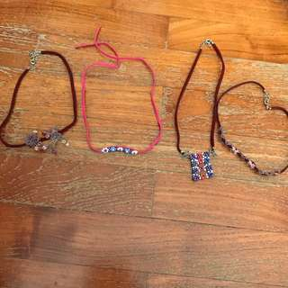 FREE Choker necklaces