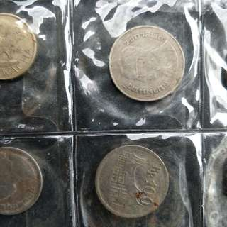 Old coins -  coins collection