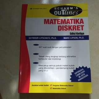 Schaum's Outlines Matematika Diskret Edisi 3