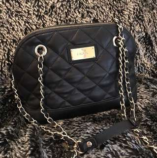 DKNY Quilted Cross Body/Shoulder Bag
