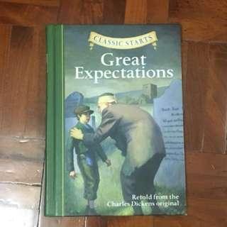 Great Expectations 孤星血淚 兒童英文讀物